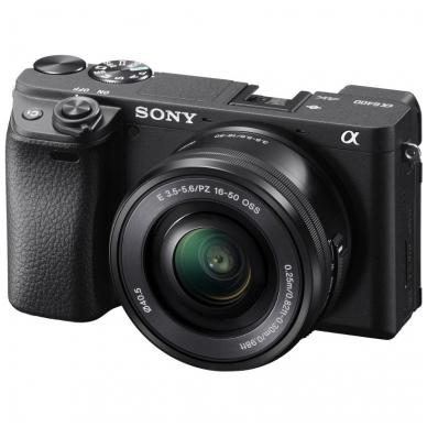Sony A6400   E 16-50mm F3.5-5.6 OSS