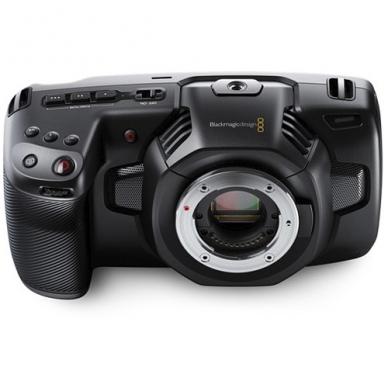 Blackmagic Pocket Cinema Camera 4K body 2