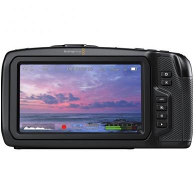 Blackmagic Pocket Cinema Camera 4K body