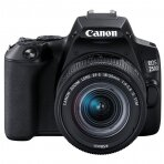 CANON EOS 250D EF-S 18-55MM STM BLACK