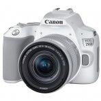 CANON EOS 250D EF-S 18-55MM STM White