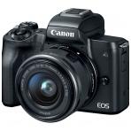 Canon EOS M50 EF-M 15-45mm STM