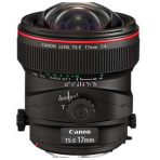 Canon TS-E 17mm f/4 L Tilt-Shift