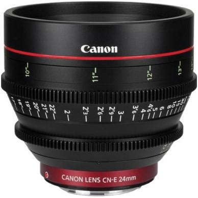 Canon 24mm T 1.5L F Cine