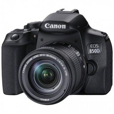 Canon EOS 850D Kit (18-55mm STM)