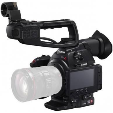 Canon EOS C100 MK II Camera body 2