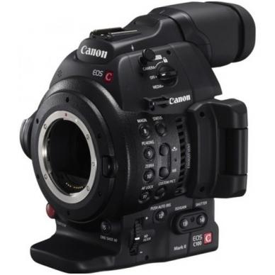 Canon EOS C100 MK II Camera body 3