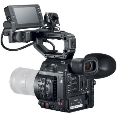 Canon EOS C200 EF Cinema Camera 2