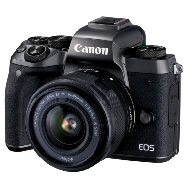 Canon EOS M5 EF-M 15-45mm STM