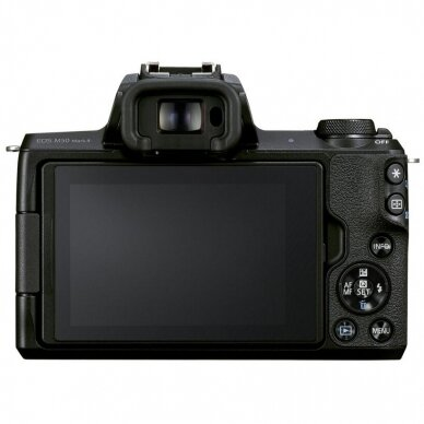 Canon EOS M50 Mark II Kit (EF-M 15-45mm STM 2