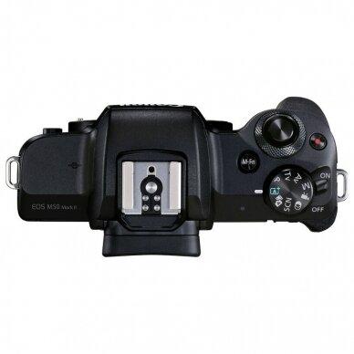 Canon EOS M50 Mark II Kit (EF-M 15-45mm STM 3