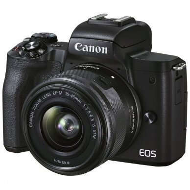 Canon EOS M50 Mark II Kit (EF-M 15-45mm STM