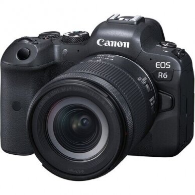 Canon EOS R6 + RF 24-105mm f/4-7.1 IS STM 4