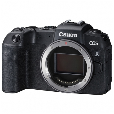 Canon EOS RP Body+  R Mount Adapter 2