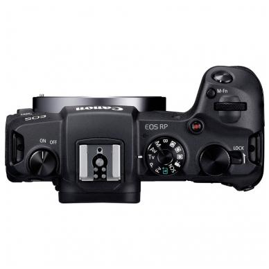 Canon EOS RP Body+  R Mount Adapter 4