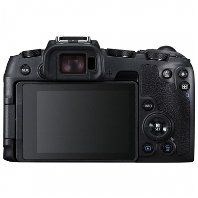 Canon EOS RP Body+  R Mount Adapter 3