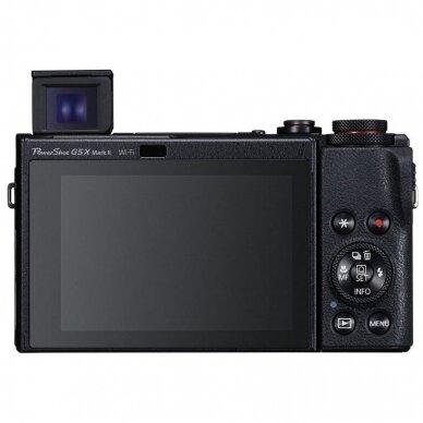 Canon PowerShot G5 X Mark II 2