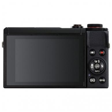Canon PowerShot G7 X Mark III (Black) 2