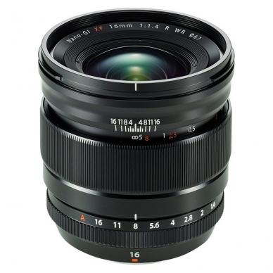 Fujifilm FUJINON XF16mm F1.4 R WR