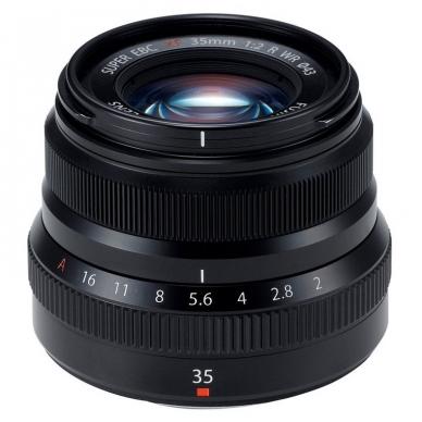 Fujifilm FUJINON XF35mm F/2 R WR