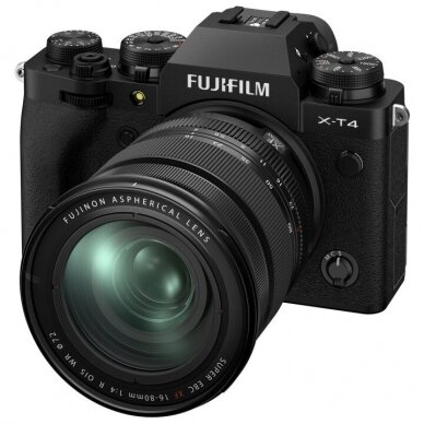 Fujifilm X-T4 Kit su 16-80mm