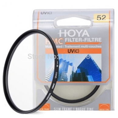 Hoya HMC UV(C) Slim Filter (52mm)
