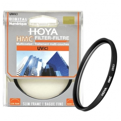 Hoya HMC UV(C) Slim Filter (58mm)