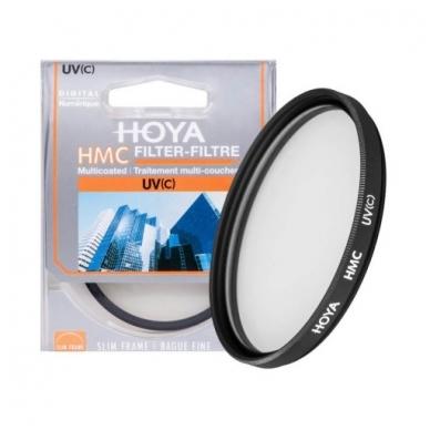 Hoya HMC UV(C) Slim Filter (62mm)