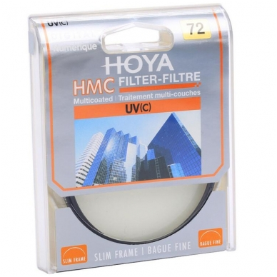 Hoya HMC UV(C) Slim Filter (72mm)