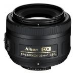 Nikon Nikkor  AF-S 35mm f/1.8G DX