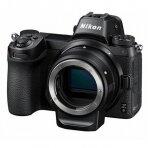 Nikon Z6 Body +  FTZ adapteris