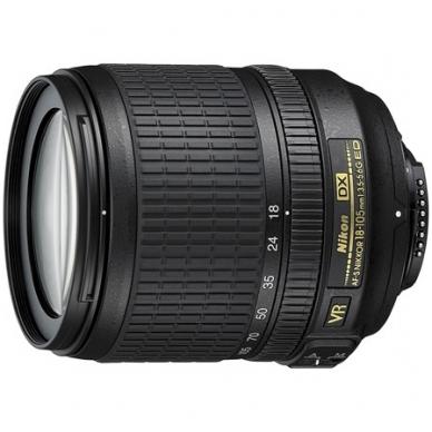 Nikon AF-S DX 18-105mm f/3.5-5.6G VR