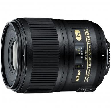 Nikon AF-S Micro Nikkor 60mm f2.8G ED
