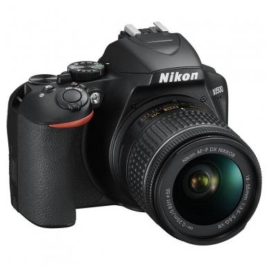 Nikon D3500  AF-P 18-55mm VR 2
