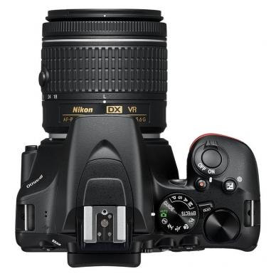 Nikon D3500  AF-P 18-55mm VR 3