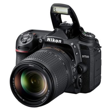 Nikon D7500 NIKKOR 18-140mm f/3.5-5.6G ED VR 2