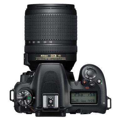 Nikon D7500 NIKKOR 18-140mm f/3.5-5.6G ED VR 3