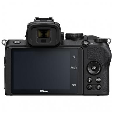 Nikon Z50 Z DX 16-50mm F/3.5-6.3 VR 2