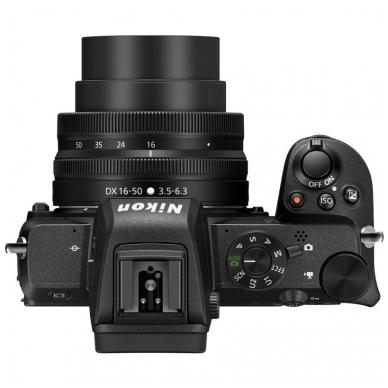 Nikon Z50 Z DX 16-50mm F/3.5-6.3 VR 3