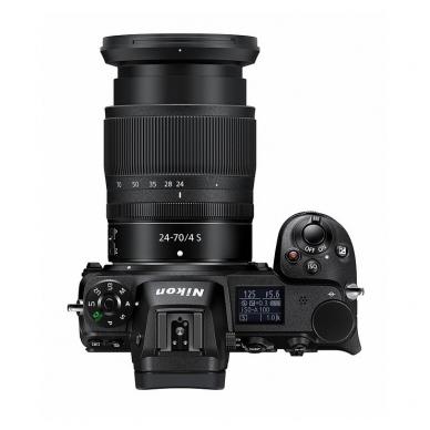Nikon Z6 + NIKKOR Z 24-70mm f/4 S+ FTZ adapteris 3