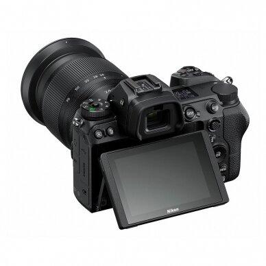 Nikon Z6  NIKKOR Z 24-70mm f/4 S 2