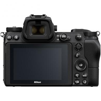 Nikon Z7 Body + FTZ Adapteris 3