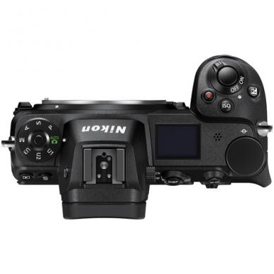 Nikon Z7 Body + FTZ Adapteris 4