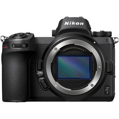 Nikon Z7 Body + FTZ Adapteris 2