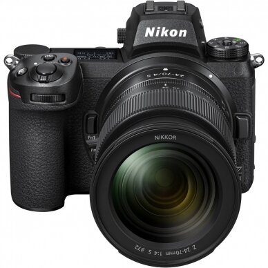 Nikon Z7 Mark II + Z 24-70mm f/4 S