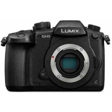 Panasonic Lumix DMC GH5 Body