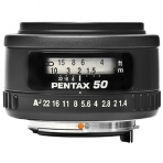 Pentax smc-FA 50mm f1.4