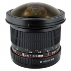 Samyang 8mm f/3.5 CS II
