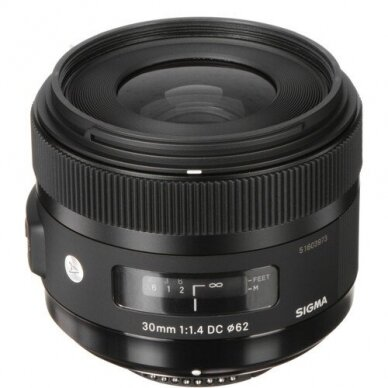 Sigma 30mm F1.4 DC HSM - ART