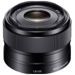 Sony E 35mm f1.8